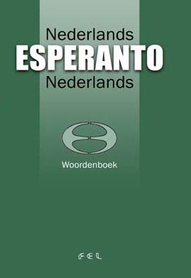 voorkaft woordenboek Nederlands-Esperanto-Nederlands